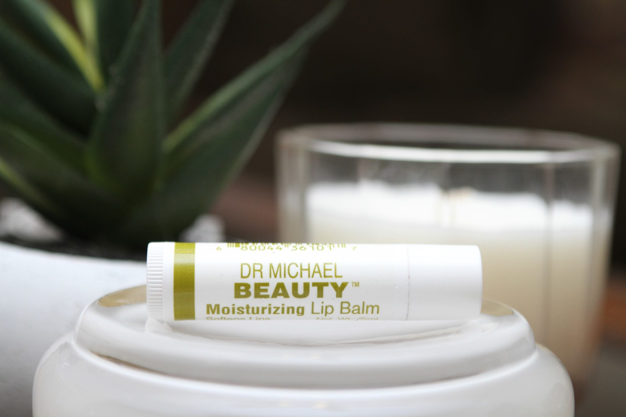 Single Shot Lip Balm
